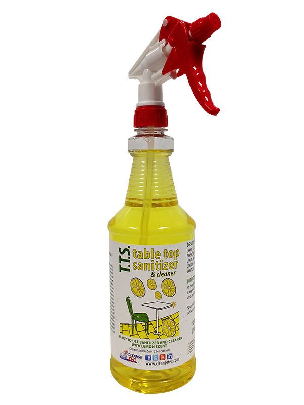 TTS Table Top Sanitizer